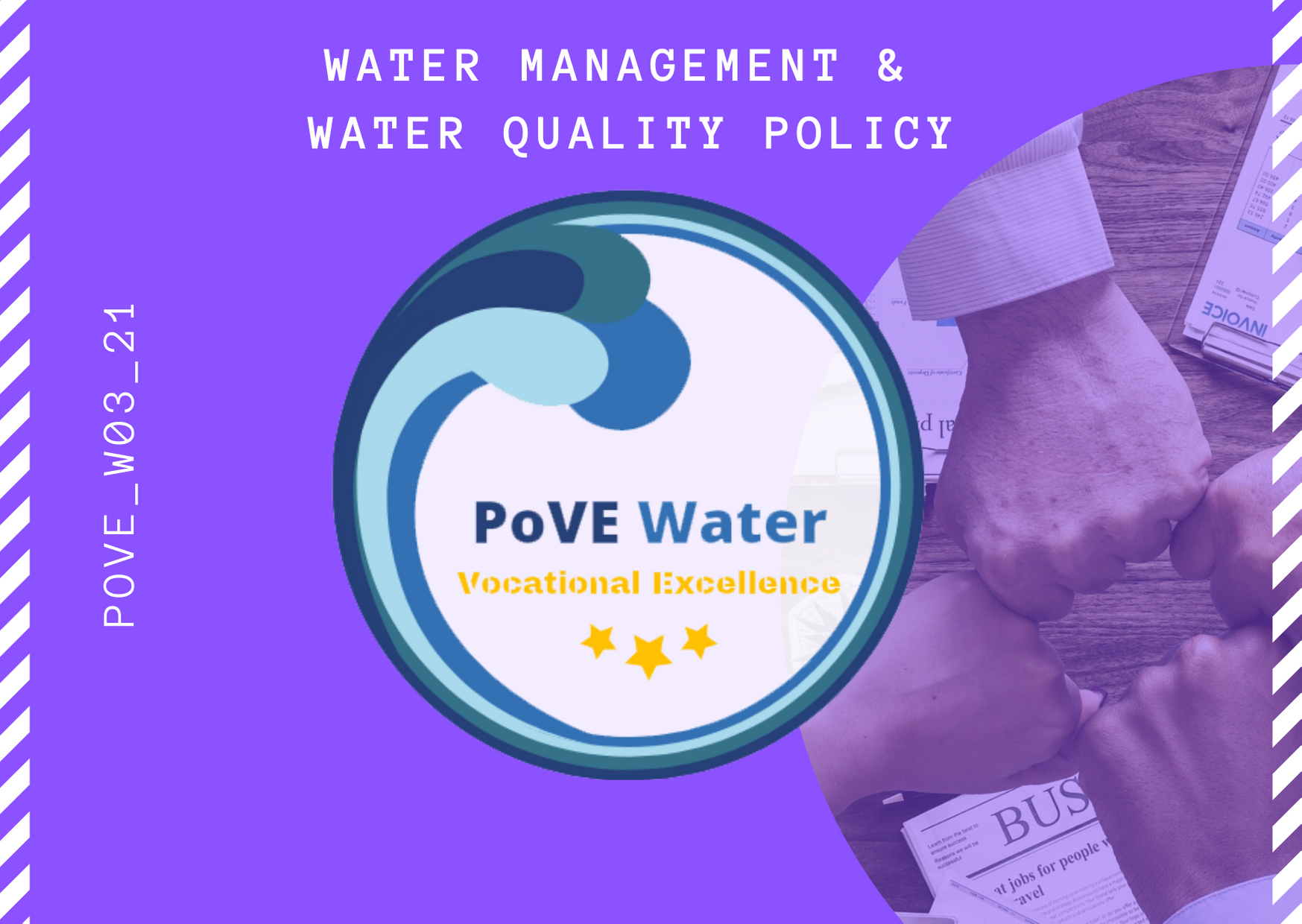 Water Management & Water Quality Policy